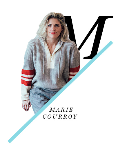 Marie Courroy